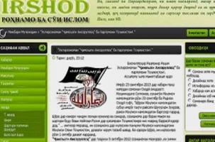 Таджикские исламисты против российской базы